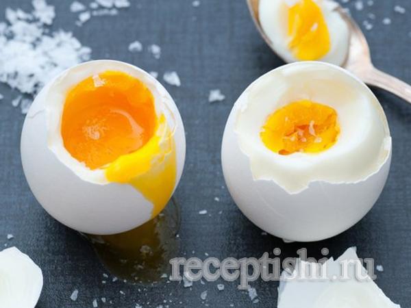 Яйца вареные (как и сколько минут варить яйца всмятку, в мешочек, вкрутую)
