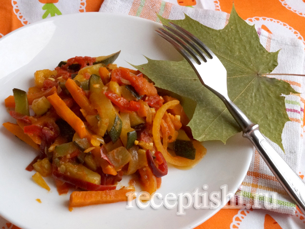 Овощное карри