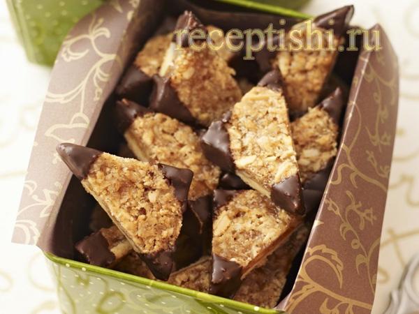 Печенье Ореховые уголки