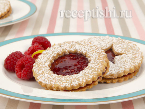 Печенье Линцер