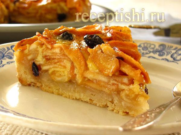 Лучшие пироги с яблоками