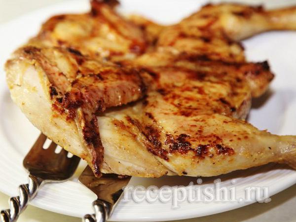Цыпленок тапака
