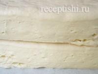 Дрожжевое слоеное тесто для несладких и сладких пирогов