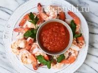 Рецепт Хреновина из помидоров с острым перцем домашняя