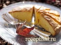 Рецепт Имбирный кекс на йогурте