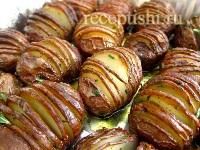 Рецепт Картофель, запеченный в духовке