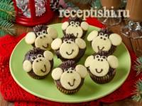 Кексы «обезьянки»