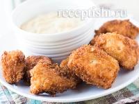 Рецепт Куриные наггетсы в сухариках