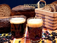 Квас домашний сухарный (скорый)