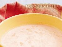 Лапша молочная (молочный суп с лапшой)
