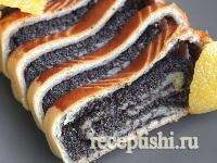 Маковая начинка для пирога