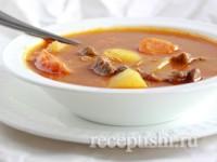 Мясной суп: правильный и вкусный