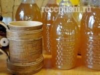Напиток медок (Медовуха)
