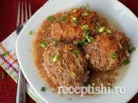 Рецепт ленивые голубцы