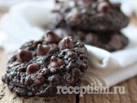 Печенье супер-шоколадное