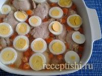 Заливное из курицы (рэсол)