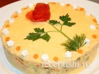 Рецепт Салат Зимний