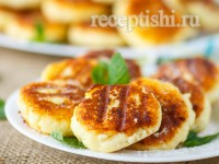 Сырники (самые вкусные ;)