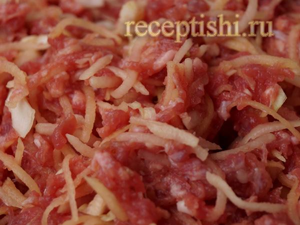 рецепт тефтелей в духовке без томата