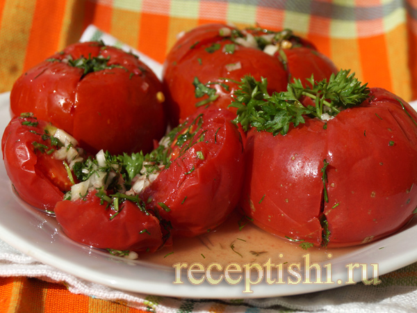 Малосольные помидоры Обжорки